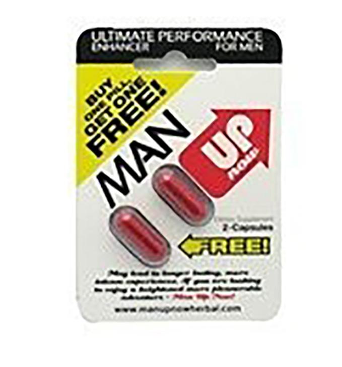 Мэн Ап (Man Up)
