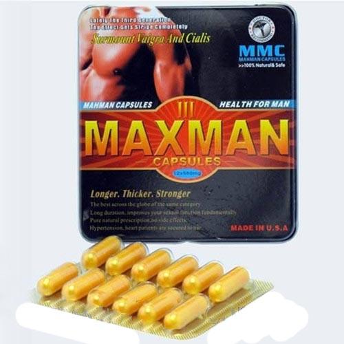 МаксМэн 3 (Maxmen 3)